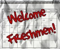 Freshmen Orientation Meeting