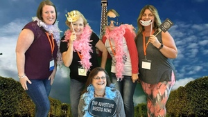 Teachers at eLead 2018