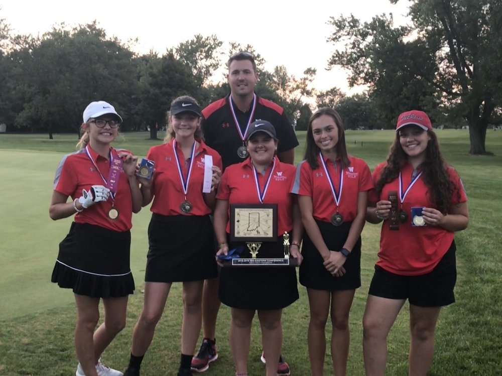Girls Golf Season Review and Sectional Preview