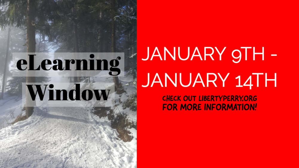 eLearning Window January