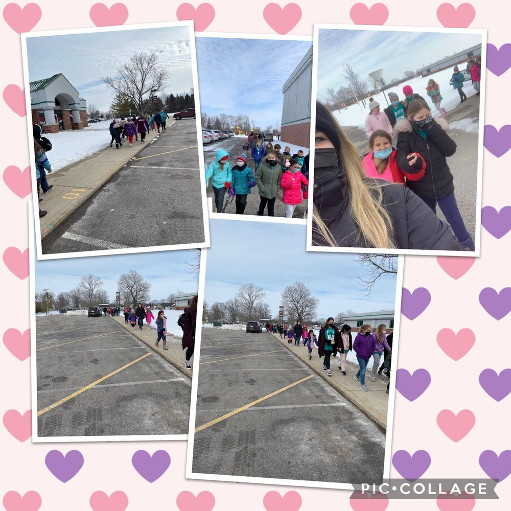 SES Walk-a-Mile