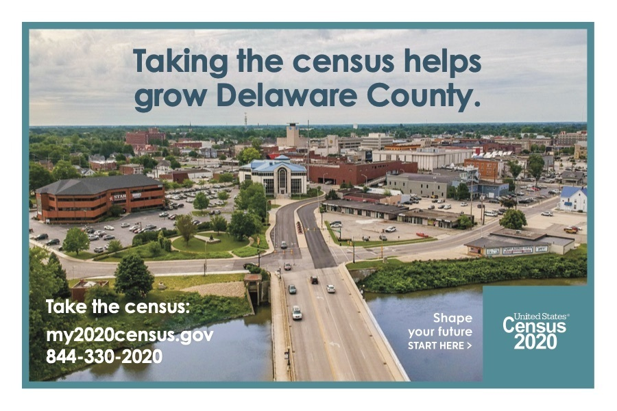 Taking the Census Helps Grow Delaware County