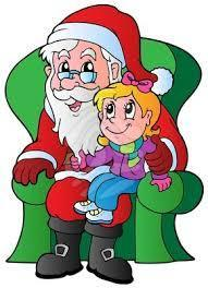 SES Pictures with Santa