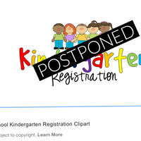 Kindergarten Roundup - Postponed