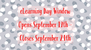 September eLearning Day