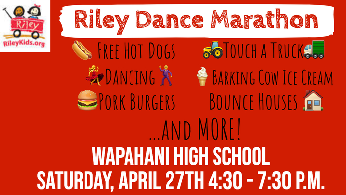 Riley Dance Marathon